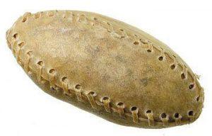 Rawhide Rugby Ball