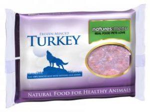 Minced Turkey