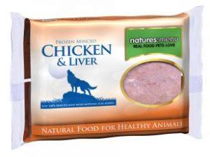 Minced Chicken & Liver