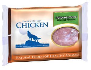 Minced Chicken