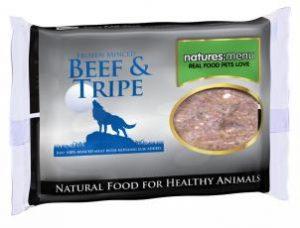 Minced Beef & Tripe
