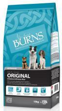 John Burns chicken & Brown Rice