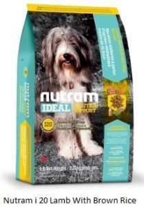 Nutram I20 Lamb & Brown Rice with Whole Egg