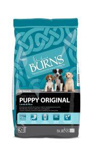 john burns puppy